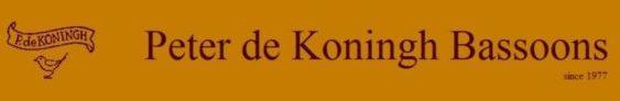 P. de Koningh Bassoons